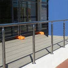 China Cable Wire Railing Or Stainless Steel Wire Mesh Fence China Cable Deck Railing Stair Railing
