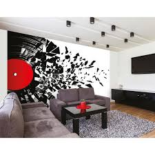 ohpopsi smashed vinyl wall mural