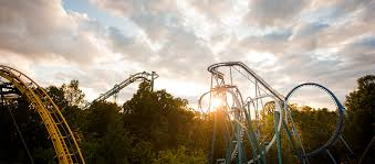 five fun theme parks in the southeast