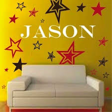 Rock Stars Wall Decals Trendy Wall Designs