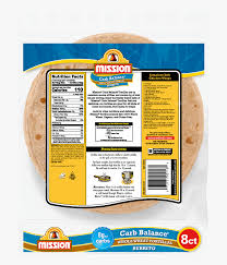 mission carb balance tortillas
