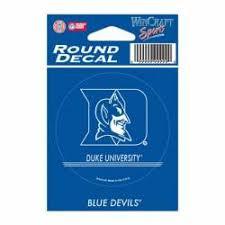 Duke University Stickers Decals Bumper Stickers