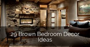 29 brown bedroom decor ideas sebring