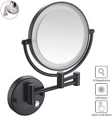 magnifying bathroom mirror suction cups