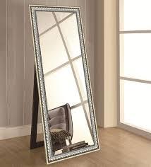 glass framed full length rectangular