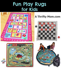 Kids Room Fun Play Rugs A Thrifty Mom Recipes Crafts Diy And More