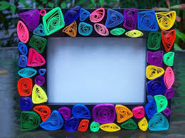 15 latest photo frame craft ideas for