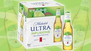 michelob ultra flavors are fruity