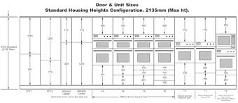 here kitchen cabinet door size