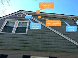 attic roof ridge vent solar fan powered