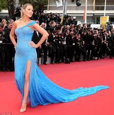 blake lively blue dress at cannes film