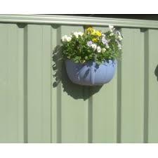 Colorbond Fence Hanging Basket Hangup