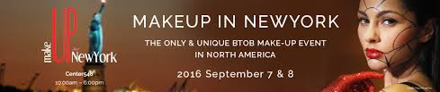 make up in new york september 7th 8th