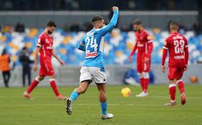 Coppa Italia 2019-2020, Napoli-Perugia 2-0: doppio Insigne per i ...