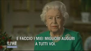 Coronavirus, discorso Regina Elisabetta | italiano