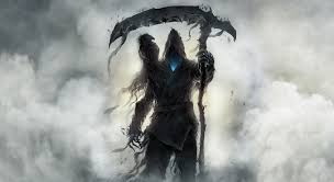 scythe grim reaper wallpaper and