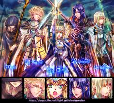 knights of the round table wallpaper on