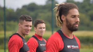 GALLERY: Ryan Shotton And Marvin Johnson Join Boro Training ...