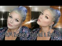 h m beauty tutorial review you