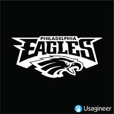 Philadelphia Eagles Nfl Sports Vinyl Decal Sticker Sports Vinyl Decals Eagles Nfl Philadelphia Eagles