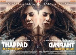 Thappad 2020 Hindi Full Movie pDVDRip 700MB Download Leaked on ...
