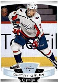 Amazon.com: 2019-20 O-Pee-Chee Hockey #320 Dmitry Orlov Capitals:  Collectibles & Fine Art