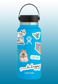 Can You Put Redbubble Stickers On Your Water Bottle Hydro Flask