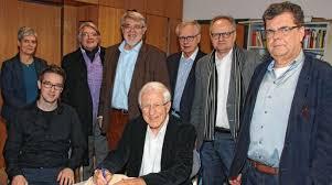 Franz Alt referierte in Sasbach für den Frieden - Baden Online Nachrichten  der Ortenau - Offenburger Tageblatt