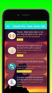 ✅Download Muslim Pro Azan Quran Qibla Prayer Time Calendar20 Android App  [Updated] (2020)