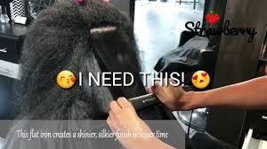 hair straightener argan oil best