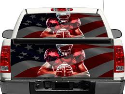 Product Atlanta Falcons Nfl Football Sports Rear Window Or Tailgate Decal Sticker Pick Up Truck Suv Car