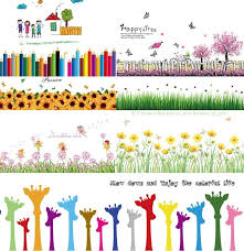 Best Grass Stickers Wall Brands And Get Free Shipping Ccablmkh