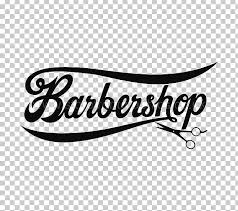 Sticker Barbershop Wall Decal Png Clipart Advertising Barber Barbershop Barbers Pole Beauty Parlour Free Png Download
