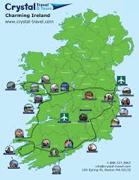 7 day charming ireland self drive