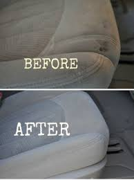 diy cleaning car upholstery carpet