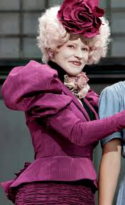 the hunger games s crazy hair and