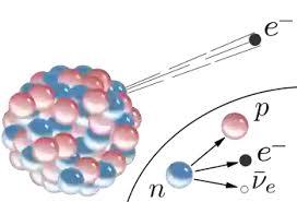 Partícula beta | ¿Qué es la radioactividad? Definición