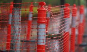Plastic Grass Protection Garden Barrier Mesh Trellis Netting Roll Orange Safety Fence China Orange Safety Fence Orange Plastic Fence Made In China Com