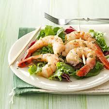 Cilantro-Basil Grilled Shrimp Recipe ...