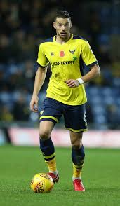 Aaron Martin - Aaron Martin Photos - Oxford United v Northampton ...
