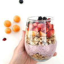 are yogurt parfaits healthy