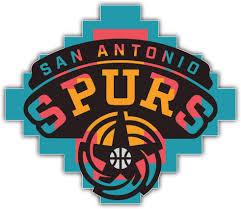 Amazon Com Skyhighprint San Antonio Spurs Nba Sport Decor Vinyl Print Sticker 5 X 4 Kitchen Dining