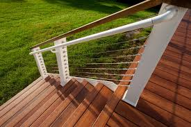 Steel Cable Deck Railings So Whats The Deal