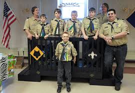 Submitted Photo: Five Cub Scouts move up the ranks, receive Arrow of Light  Award | The Batavian