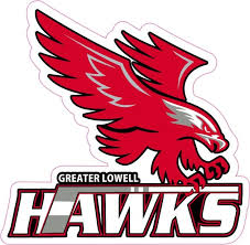 Lowell Hawks Custom Window Decals Window Stickers Tagsports