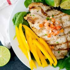 Grilled Grouper with Lime Butter ...