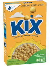 s kix cereal