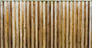 Types Of Wood Used For Fencing