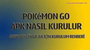 Pokemon GO Apk Yükleme Rehberi - YouTube