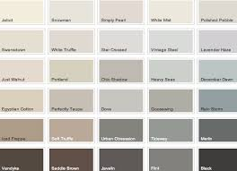 find the perfect wall colour to match